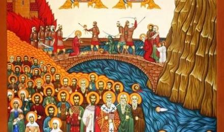 100 000 грузинских мучеников