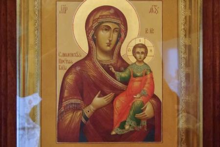 Смоленская Пресвятая Богородица