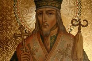 Иосаф Белгородский (фрагмент)