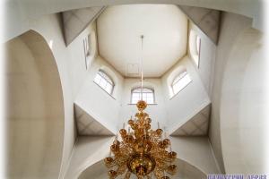 Своды храма