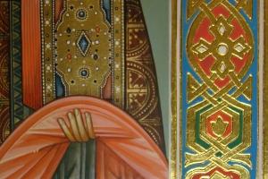 Св. Спиридон Тримифунтский (фрагмент)