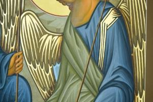 Святая Троица (фрагмент)