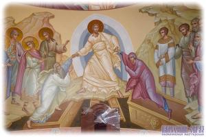 Воскресение Христово (фрагмент)