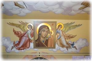 Чимеевская икона Божьей Матери Казанская