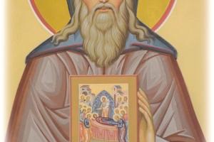 Св. Далмат (фрагмент)
