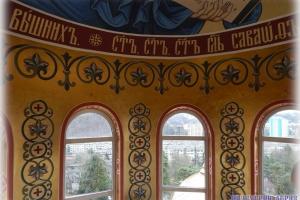 Храм Казанской иконы Божией Матери: орнаменты