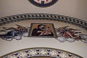 Образ Пресв. Богородицы Иверской (Вратарница). Иконописная мастерская Палехский Образ.